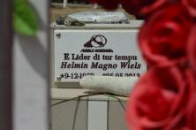 Herdenkingsmonumentje Wiels