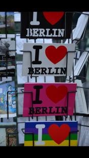 Want I LOVE BERLIN
