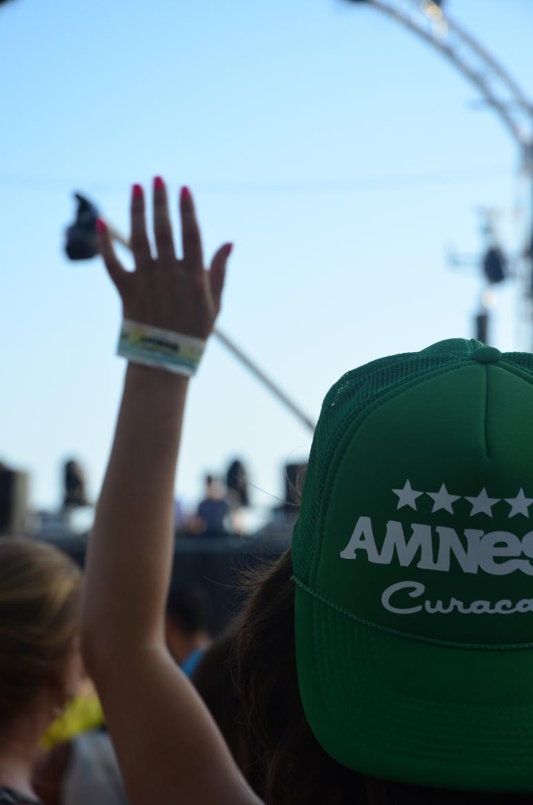 Amnesia, een feest met veel, heel veel stagiaires.